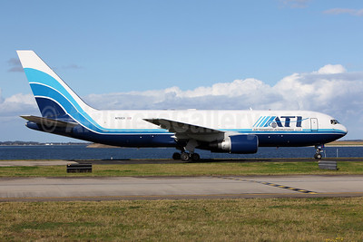 ATI-Air Transport International Boeing 767-223 ER (F) N761AX (msn 22318) SYD (John Adlard). Image: 903254.
