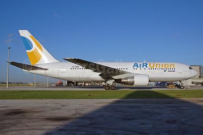 AirUnion-Kras Air Boeing 767-260 ER EI-DMH (msn 23106) MIA (Bruce Drum). Image: 100351.
