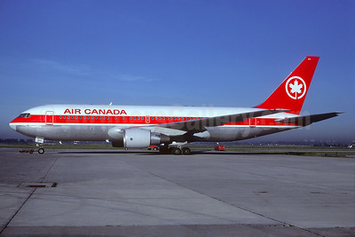 Air Canada Boeing 767-275 C-GPWA (msn 22683) YUL (Hans Oehninger - Christian Volpati Collection). Image: 935004.