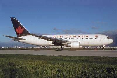 Air Canada Boeing 767-275 C-GPWB (msn 22684) YYZ (TMK Photography). Image: 912086.