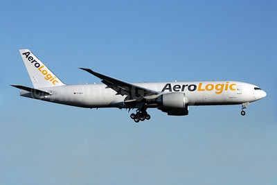 AeroLogic Boeing 777-FZN D-AALC (msn 36003) PAE (Nick Dean). Image: 904277.