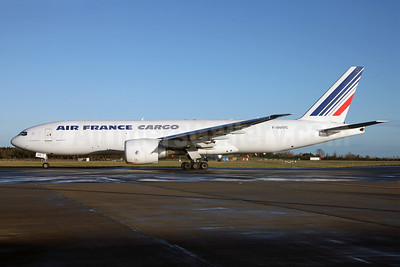 Air France Cargo Boeing 777-F28 F-GUOC (msn 32968) DUB (Greenwing). Image: 921865.
