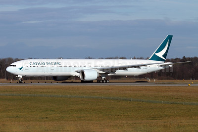 Cathay Pacific's 2015 revised livery - Best Seller