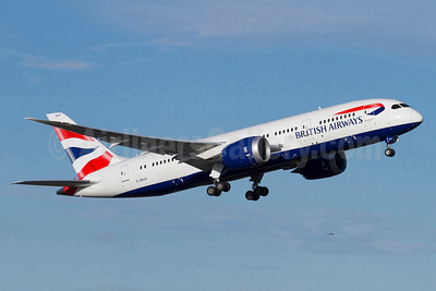British Airways Boeing 787-8 Dreamliner G-ZBJA (msn 38609) ARN (Stefan Sjogren). Image: 913226.