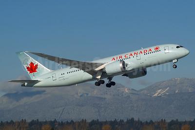 Air Canada Boeing 787-8 Dreamliner C-GHPU (msn 35259) YVR (Rob Rindt). Image: 928698.