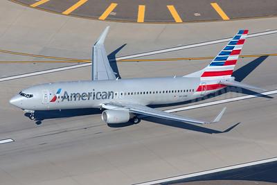 American Airlines Boeing 737-823 WL N816NN (msn 31081)  LAX (Bjoern Schmitt). Image: 924393.