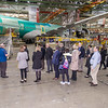 United-Boeing Everett Factory Tour