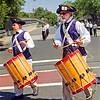 Revolutionary drummers.