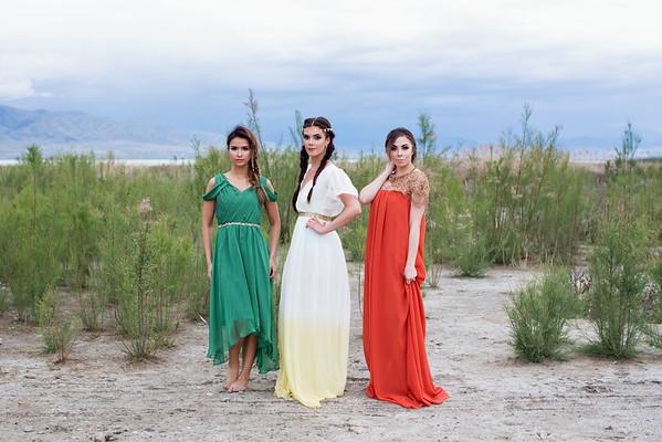 Janay dresses
