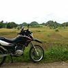 My transportation Honda XR150