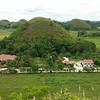 Chocolate Hills Sagbayan view