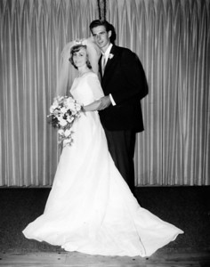 Mr. & Mrs. Thomas Bohsen - June 19, 1965
