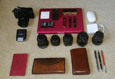 Fuji X-Camera Day Kit