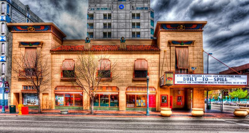 Egyptian Theater - Boise
