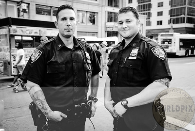 NYPD 2015 Union Square