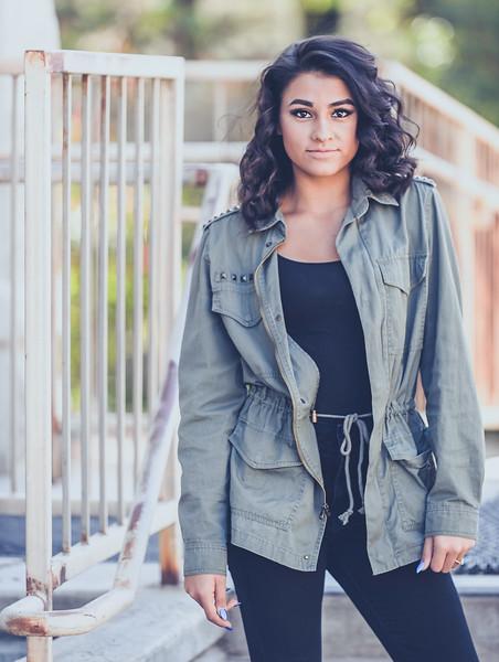 Elena's senior pictures