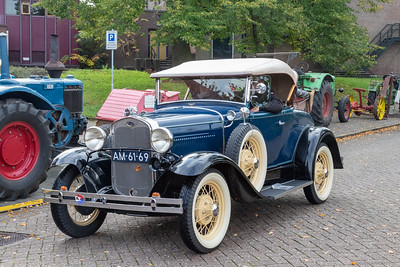 Ford Cabriolet, 1930