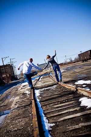 Dennis & Rebecca