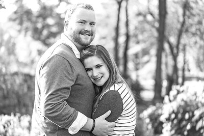 Joe and Becky E-session-6b&w
