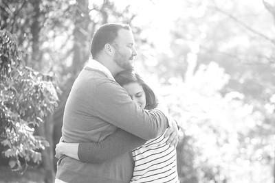 Joe and Becky E-session-21b&w