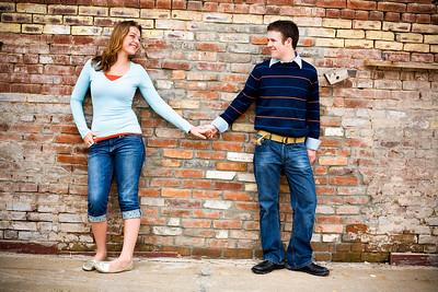 Josh & Brenda