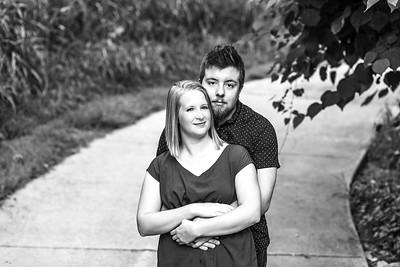 Nathan & Emma 1 Year-28b&w