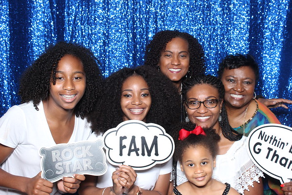 Bolden Family Reunion 6.23.17