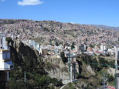 Bolivia, Ecuador, and Peru/ May 2016