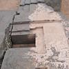 Тиуанако камни у верхнего храма Akapana