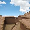 Тиуанако раскопки верхнего храма Akapana
