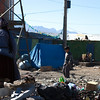 Rundown El Alto on the outskirts of the market