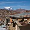 A view of southern La Paz