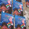 Posters of Evo Morales in La Paz.