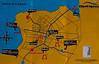 Map of Copacabana.