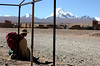 The outskirts of El Alto