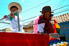 Bolivian National Day parade.