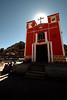 A small church in Copacabana.