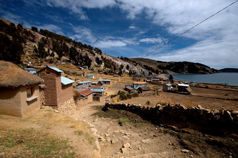 The beach at Cha'lla Village
