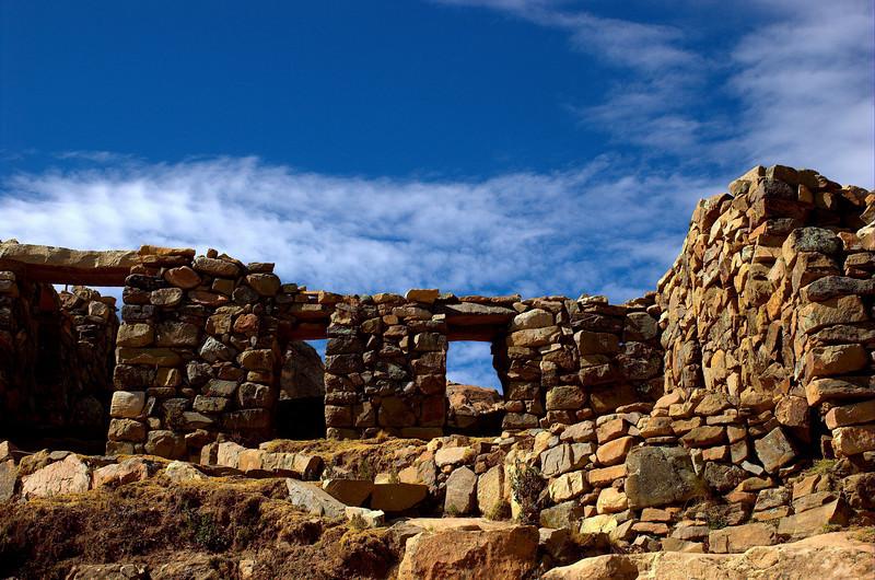 Chincana Ruins