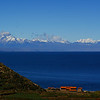 "Scenic views from the Bolivian side of Lake Titicaca.  This is a travel photo from Lake Titicaca, Bolivia. <a href=""http://nomadicsamuel.com"">http://nomadicsamuel.com</a>"