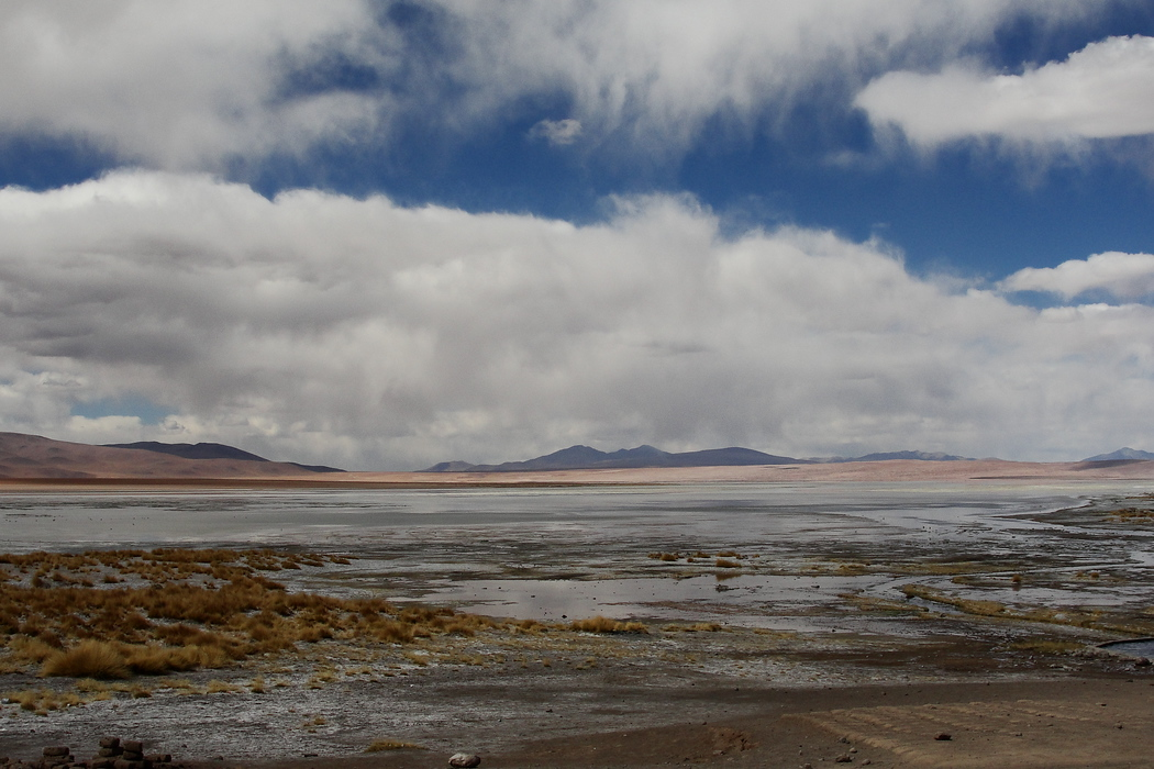 Scenic Views | Uyuni Salt Flat, Bolivia | Travel Photo