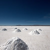 Piles of salt ready for transport.