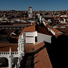 A view of Sucre from the Convento de San Felipe Neri.