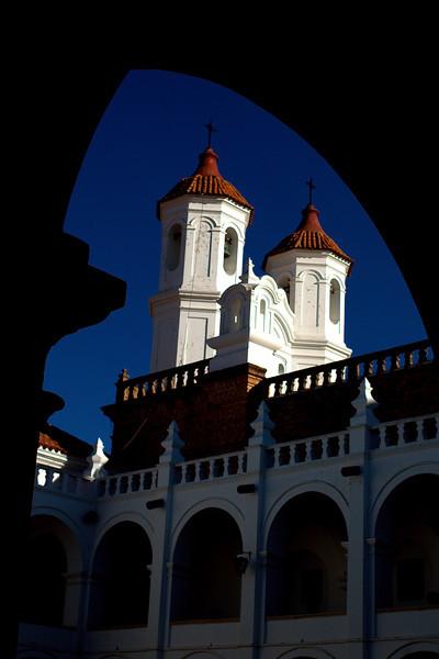 Convento de San Felipe Neri.