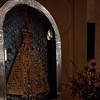 The fake Capilla de la Virgen de Guadalupe (the real one was being restored when we visited)