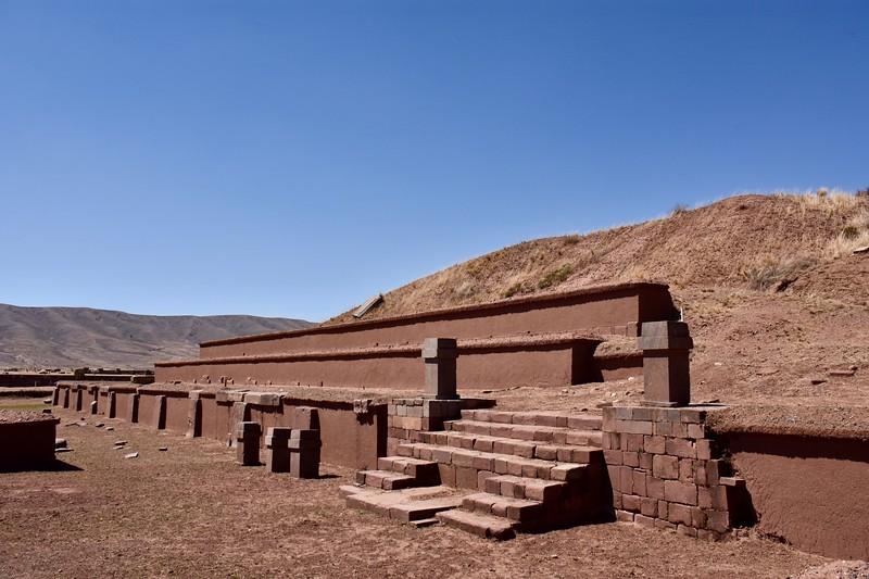 Tiwanaku, La Paz, Bolivia