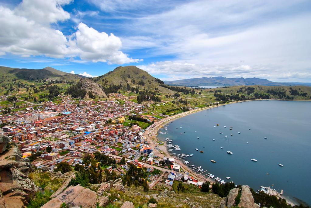 copacabana bolivia