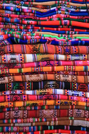 Boliwijskie chusty
