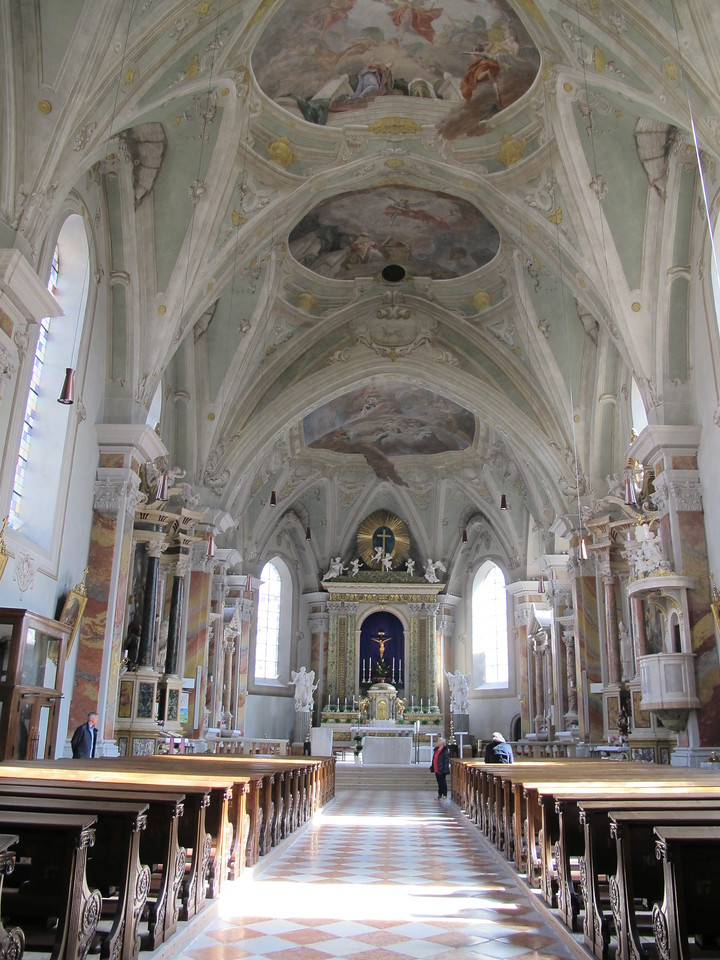 Church of St. Michael, Bressanone (Brixen) South Tyrol