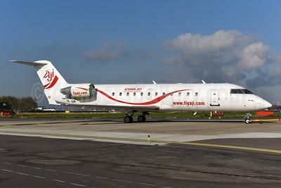 Afghan Jet International Bombardier CRJ200 (CL-600-2B19) YA-AJH (msn 7431) MST (Ton Jochems). Image: 939801.